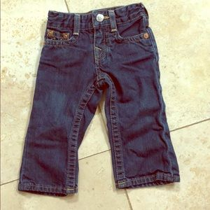 Baby Dark Blue True Religion Jeans